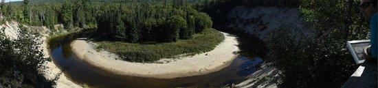 Arrowhead Provincial Park : Big Bend Lookout