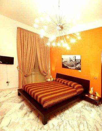 Bed&Breakfast Villa Quaranta: Camera Arancione