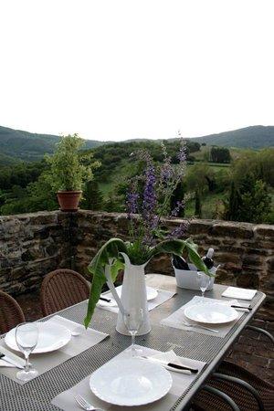Relais L'Antico Convento : Terrazze panoramiche