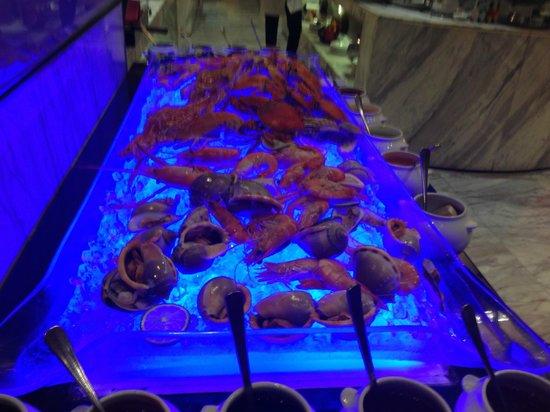 Caravelle Saigon: Seafood-Buffet