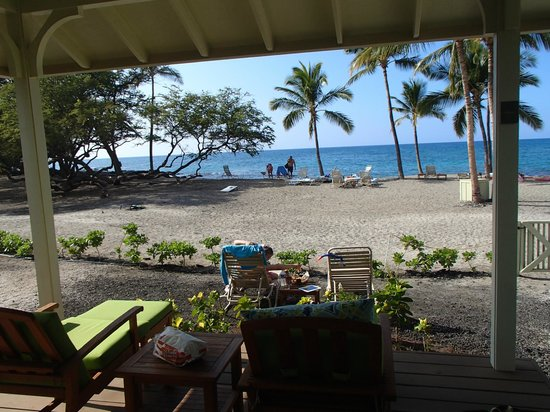Â�テージの外観 Picture Of Lava Lava Beach Club Cottages