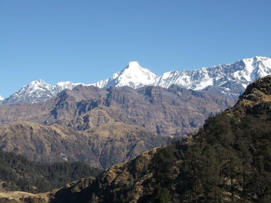 local mountain views