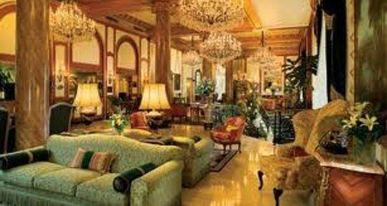 Le Pavillon Hotel: Le Pavillion, New Orleans - lobby