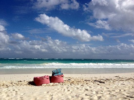 Be Tulum Hotel: the beach