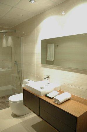 Hotel Mas El Cuquello: Baño H. Torreblanca