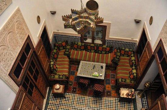 Dar Hafsa: Общая комната