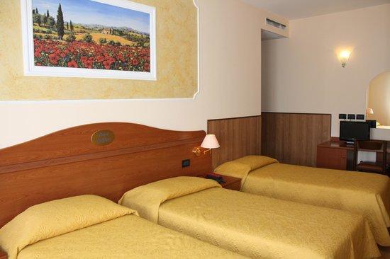 Hotel Belfiore: camera tripla