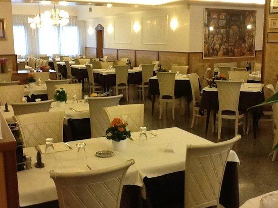 Hotel Belfiore: sala ristorante