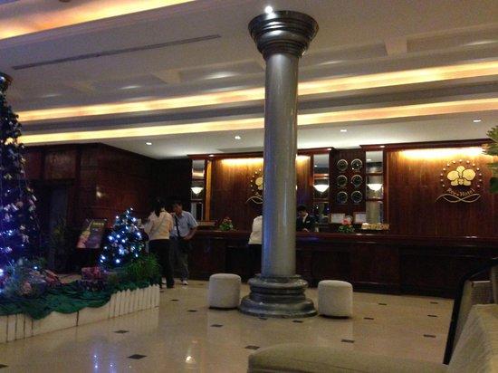 Ree Hotel: Lobbybereich