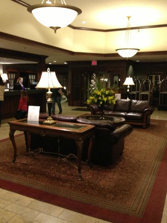 The Osthoff Resort: Lobby