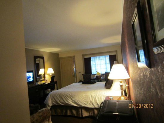 Best Western Plus Humboldt House Inn: The new building room