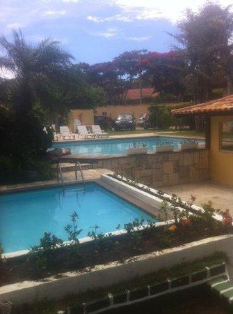 Pousada dos Tangaras:                                     mini piscina con mucha pis
