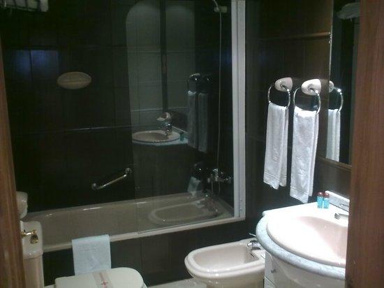 Aparthotel G3 Galeon : Cuarto de Baño