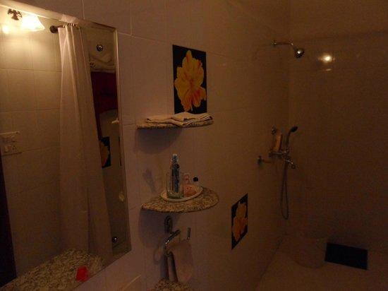 Hotel Mahal Khandela: bagno