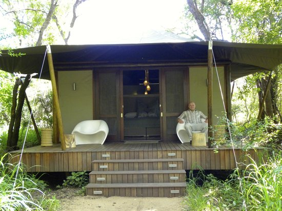 andBeyond Ngala Tented Camp: Tent #3