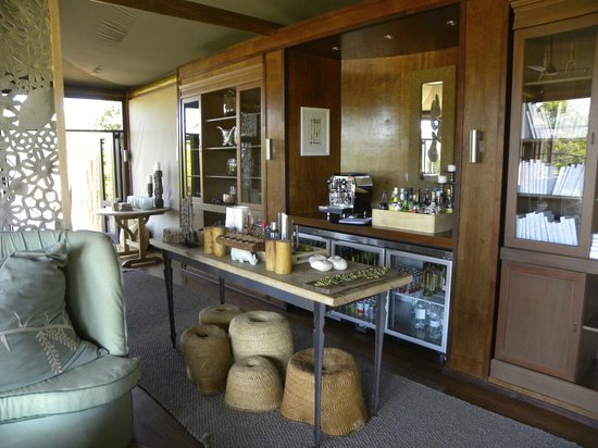 andBeyond Ngala Tented Camp : Lodge
