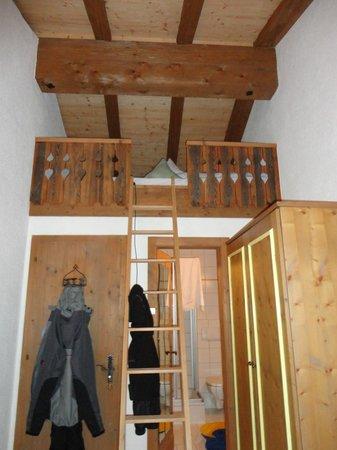 Letto Matrimoniale A Soppalco.Soppalco Con Letto Matrimoniale Picture Of Dorf Alm Obergurgl
