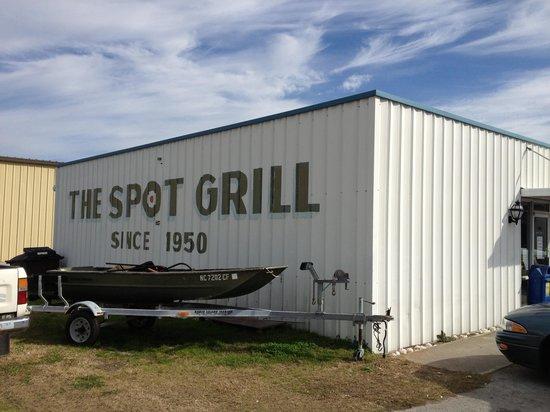 Spot restaurant: Beaufort's SPOT Grill