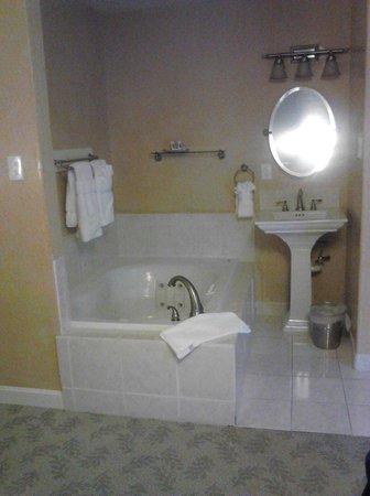 Hotel Mesilla: Jacuzzi bath