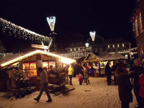 Hotel Alte Münze: Christmas Market