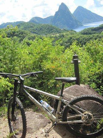 Bike St. Lucia
