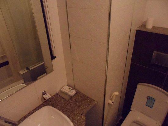 Agra - Regal Vista, A Sterling Holidays Resort: bathroom
