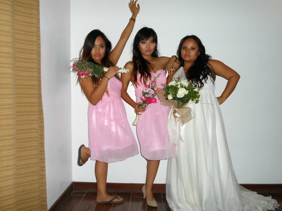 Club Balai Isabel: My 3 Daughters