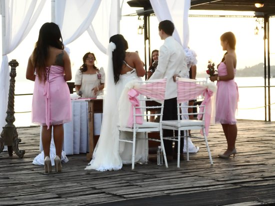 Club Balai Isabel: Wedding Ceremony Continuation
