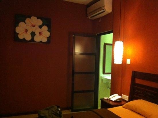 Bemo Corner Guest House: our room
