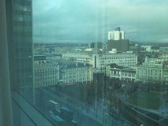 Mercure Manchester Piccadilly Hotel: View room