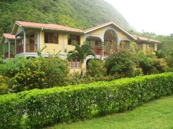 Roseau Valley Hotel : Surrounded by Nature