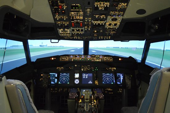 Virtual Aviation Boeing 737-800 Flight Simulator