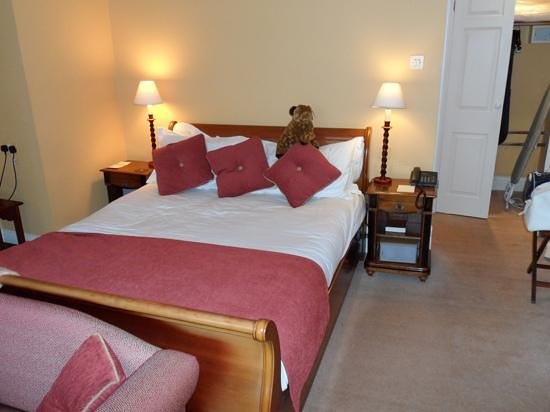 Swinton Park Country Club and Spa: small but perfectly formed ripon room