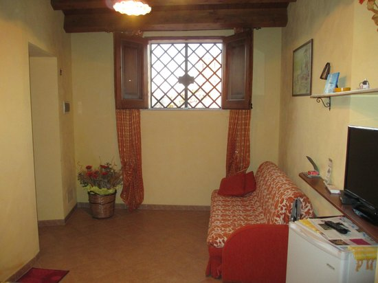 Casa Vacanze Caccamo: Living Room