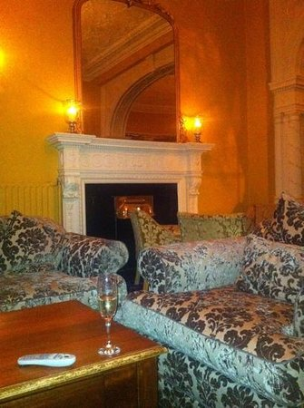 Fitzgerald's Vienna Woods Hotel: lounge seating