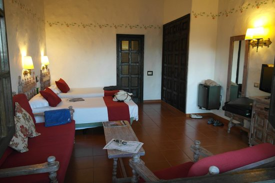 Hotel Parque Tropical : Room 537