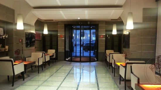 Mercure Torino Crystal Palace: la hall