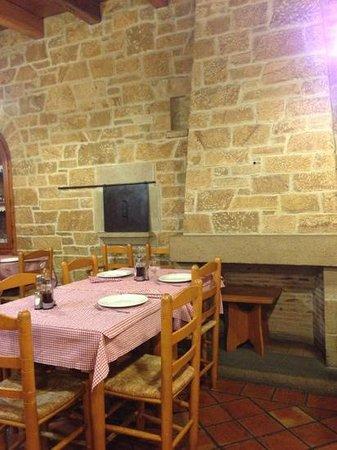 Restaurant can Xifra: зал