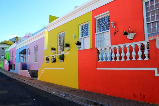 La Rose Bed & Breakfast: The Bo Kaap neighbourhood