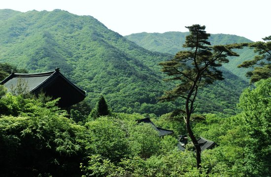 South Korea: Jirisan National Park