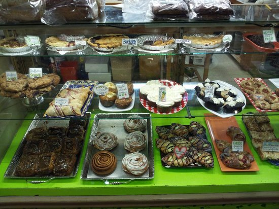 Stehekin Pastry Company: The drool case.