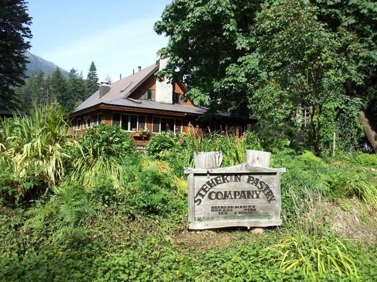 Stehekin Pastry Company: A little taste of heaven at the end of the earth.