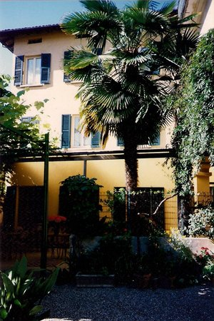 Albergo Giardinetto : ingresso