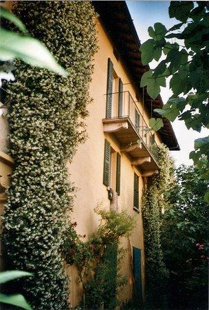 Albergo Giardinetto: facciata