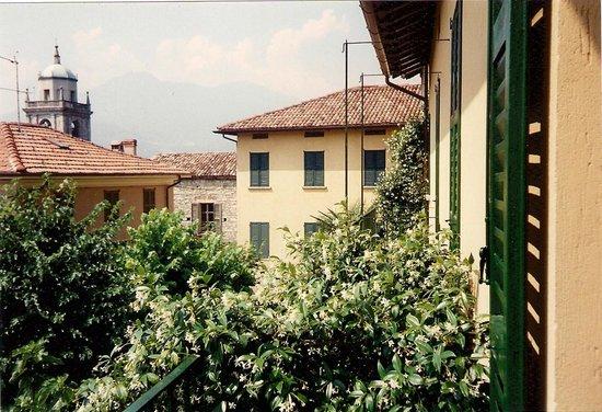 Albergo Giardinetto: Balcone con gelsomini