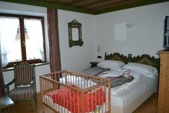 Hotel Cavallino d'Oro: camera