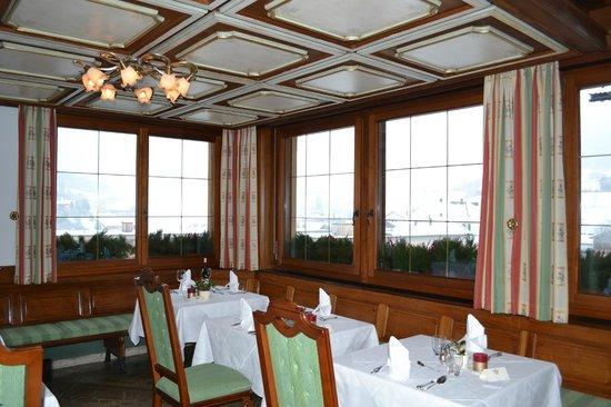 Hotel Cavallino d'Oro: sala ristorante