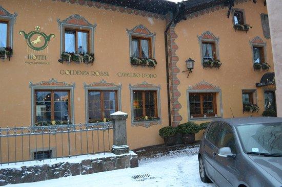 Hotel Cavallino d'Oro: esterno