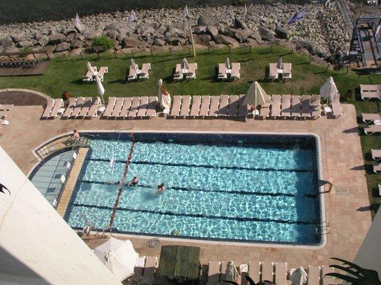 Rimonim Galei Kinnereth Hotel: The hotel's pool.