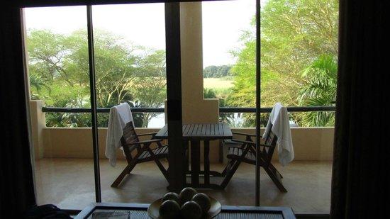 Eden River Lodge: Room 1 Balcony